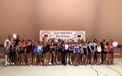 Conclusione campionato Regionale Artistico – Esordienti A+B