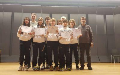 Premiazione Campionati Regionali Freestyle 2018
