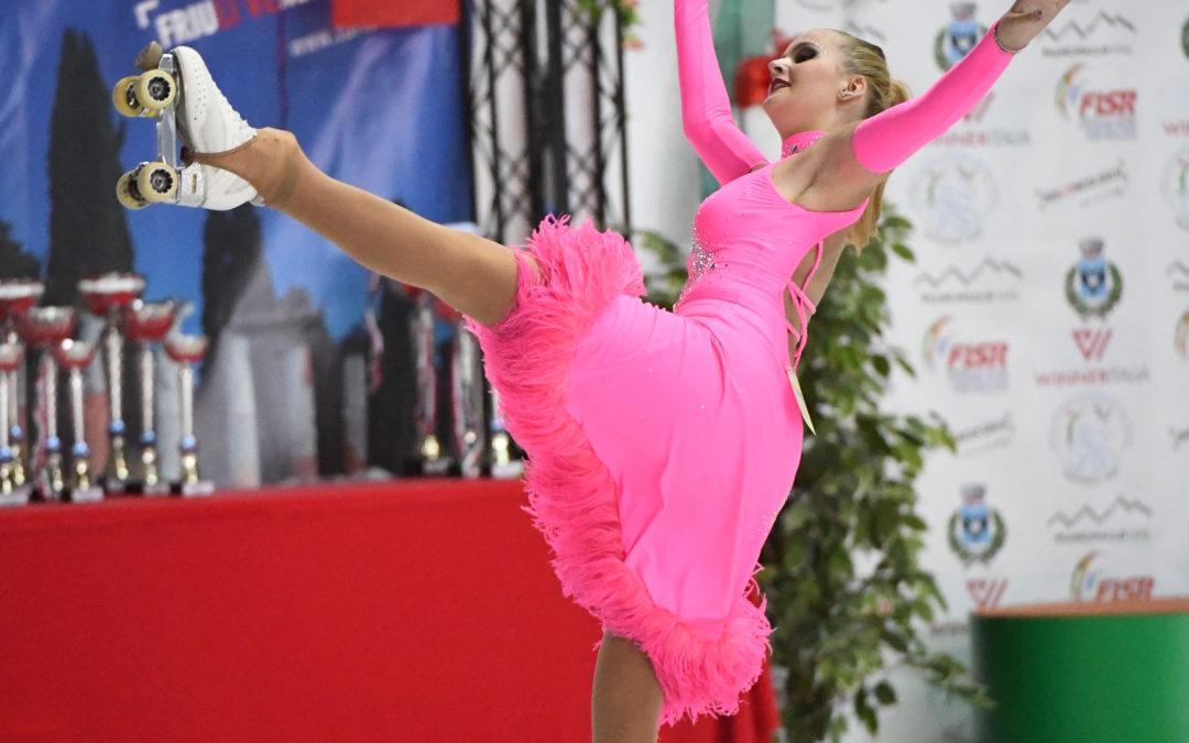 Martina Gallazzi Campionessa Italiana 2019